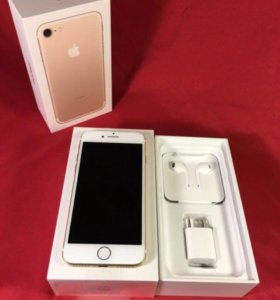 iPhone 7 32gb Идеальное состояние