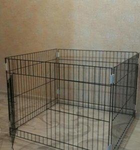 Вальер для собак