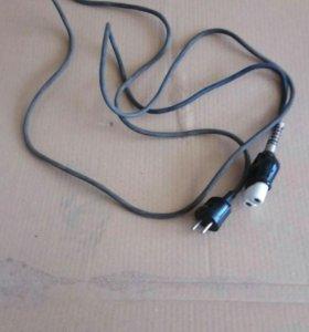 Сетевой шнур для электроплитки
