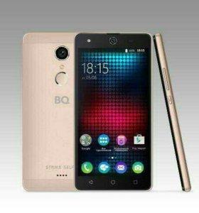 Телефон BQ strike selfi 5050
