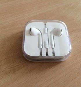 Наушники Apple EarPods (оригинал)