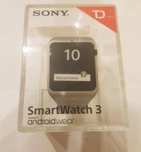 Часы Sony SmartWatch 3