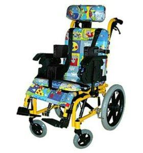Инвалидные коляски комнатные(детские)