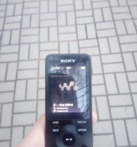 Плеер sony NWZ-E584