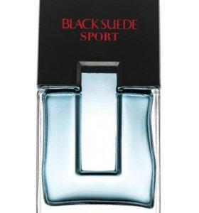 Black Suede Sport, мужской парфюм AVON