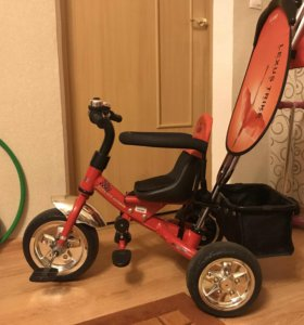 Велосипед+ самокат в подарок