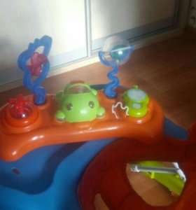 Детские ходунки Baby Care Mario