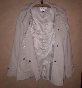 Вельветовая куртка - пальто размер 50-52