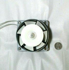 Вентилятор для вытяжки.
