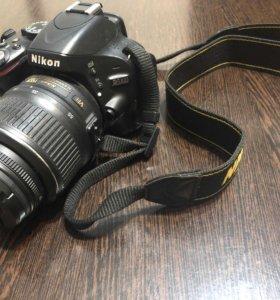 Фотоаппарат Nikon d 5100