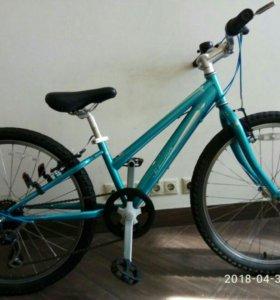 Подростковый велосипед для девочек
