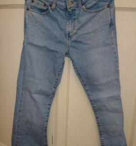 Levis 519 46 новые женские джинсы весна лето осень