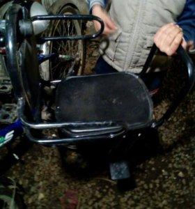 Кресло для велосипеда