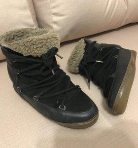 Ботинки, сникерсы, кеды isabel marant