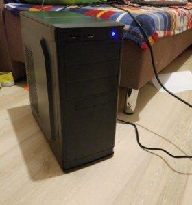 Системный блок 4 ядра 4 гига