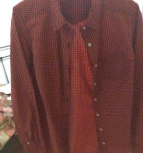 Рубашка Levi's. Новая.