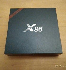 X96  Smat Tv Box - прокачай свой TB