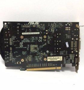 Видеокарта ASUS GTX-750TI-OC-2GB