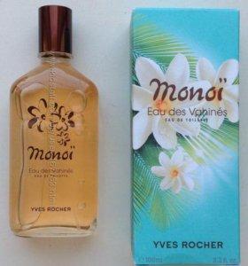 Yves Rocher Туалетная вода MONOI DE TAHITI