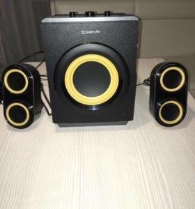 Компьютерная акустика defender Fusion M45