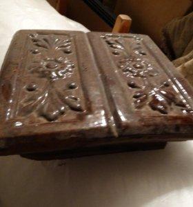 плитка для печей и каминов