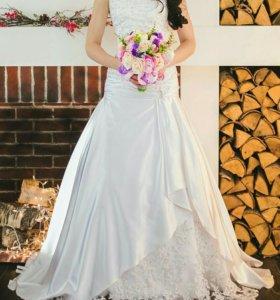 Свадебное платье В ИДЕАЛЕ (возможна аренда)