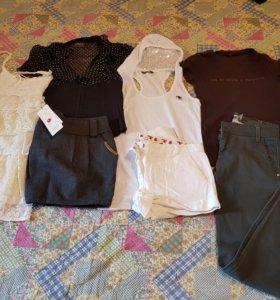 женская одежда пакетом 42 размер