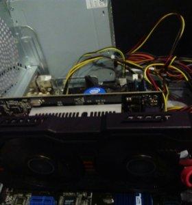 Игровой ПК i5-2400/8Gb/GTX 750 2Gb/500