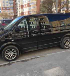 Фольксваген Мультиван 2007г.в(4WD)