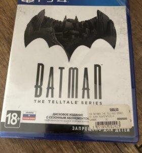 Видео игра Batman на PS4