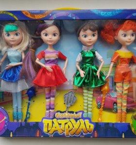Сказочный патруль куколки