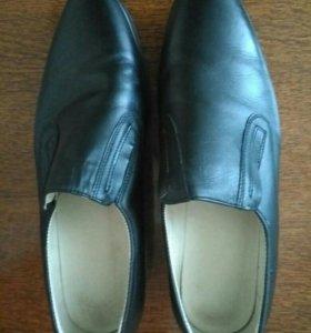 Туфли мужские (военные)