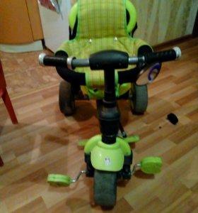 Трёх колесный детский велосипед