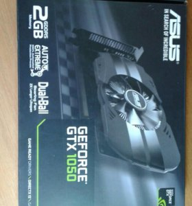 Видеокарта Geforce gtx 1050
