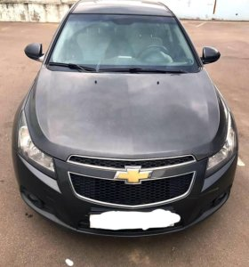 Машина Chevrolet Cruze