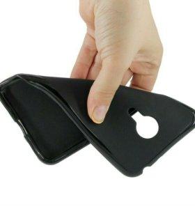 Силиконовые черные чехлы Xiaomi