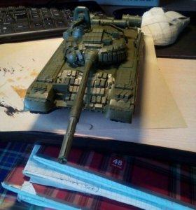 Декоративный танк