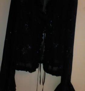 Блуза нарядная 44 размера