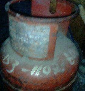 Газовые баллоны для газовой эл/плиты
