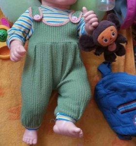 Кукла-пупс чит. Описание