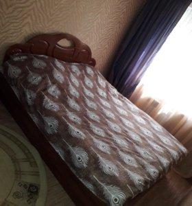 Кровать 2 х спальная 1.6×2