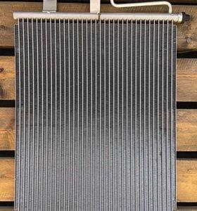 Радиатор кондиционера на Акцент
