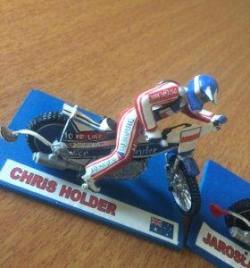 Модели гонщиков
