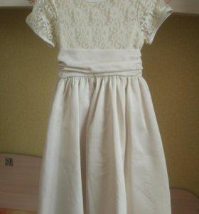 Шикарное платье Sweet Berry на рост 122-130см