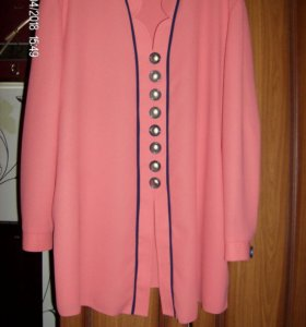 Красивая блузка О.г. 124-126 см