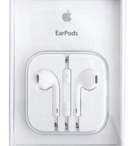 Наушники (гарнитура)Apple EarPods