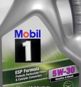 Масло MOBIL1 ESP FORMULA 5W-30 4 л