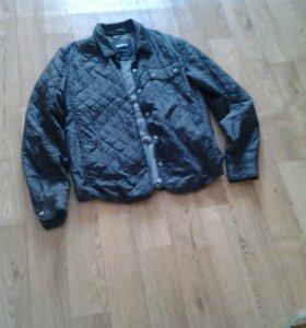 Куртка муж., легкая( на лето, тепл.вес.осень)