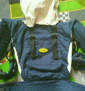 Переноска рюкзак, сумка-кенгуру Selby
