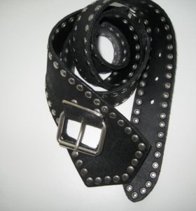 Ремень Пояс XXbyMexx кожаный S/М